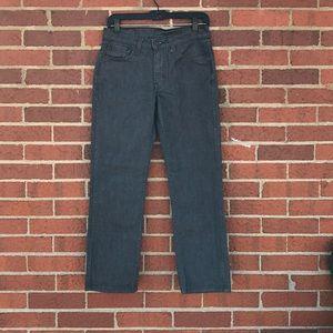 Levi's 514 Grey Jean